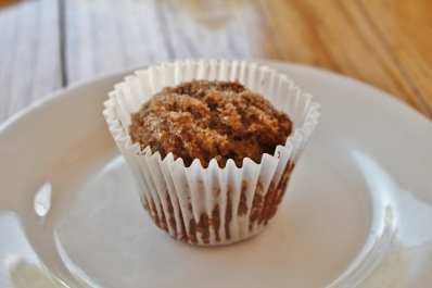 Vegan/Gluten-Free Muffin